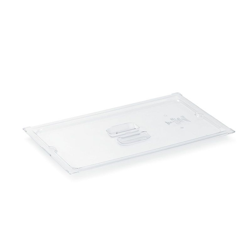 Vollrath® 31100 Clear Full Size Low Temp Solid Plastic Pan Cover