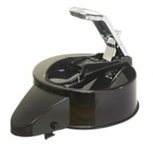 Wilbur Curtis® WC-5671 Black Regular Lid Assembly for TLXA2201G000