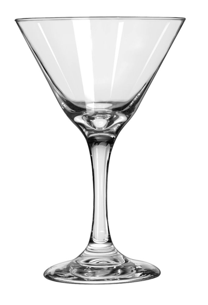 Libbey® 3779 Embassy® 9.25 Ounce Martini Glass - 12 / CS