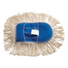 Rubbermaid FGU13000WH00 Kut-A-Way® Cut-End Wedge Dust Mop Head