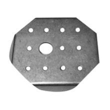 Vollrath® 20600 Super Pan V® S/S 1/6 Size False Bottom