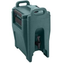 Cambro UC250192 Ultra Camtainer Green 2.75 Gal Beverage Carrier