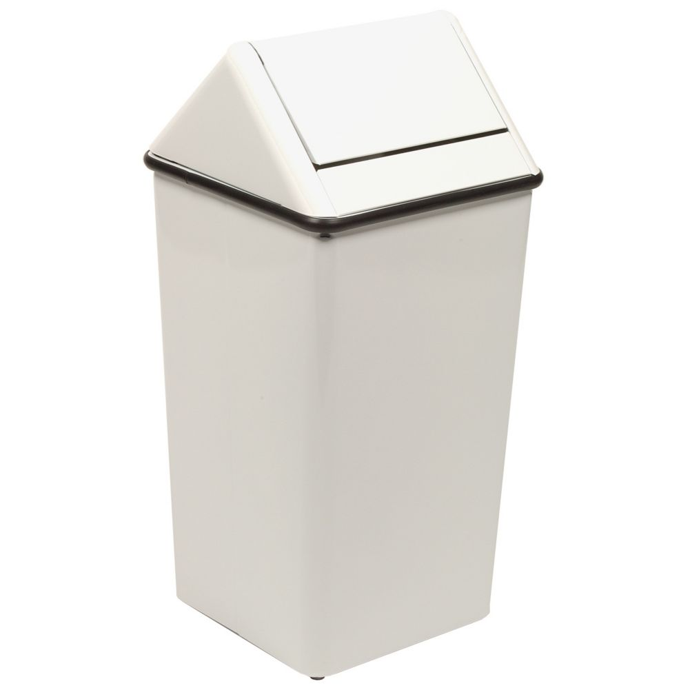 Witt 1311HTWH Waste Watchers 13 Gallon Waste Container