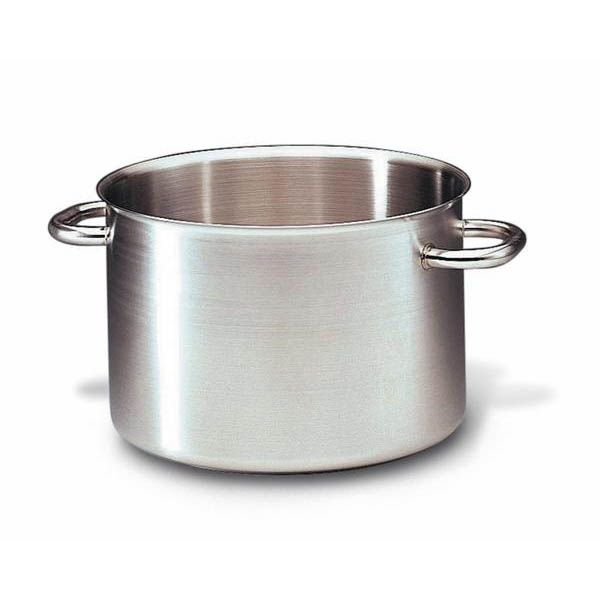 Matfer Bourgeat 690036 Excellence S/S 25-1/2 Qt. Sauce Pot Without Lid
