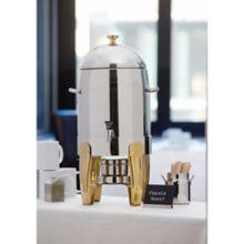 American Metalcraft ALLEGCU1 Allegro 11 Qt Coffee Urn w/ Titanium Legs