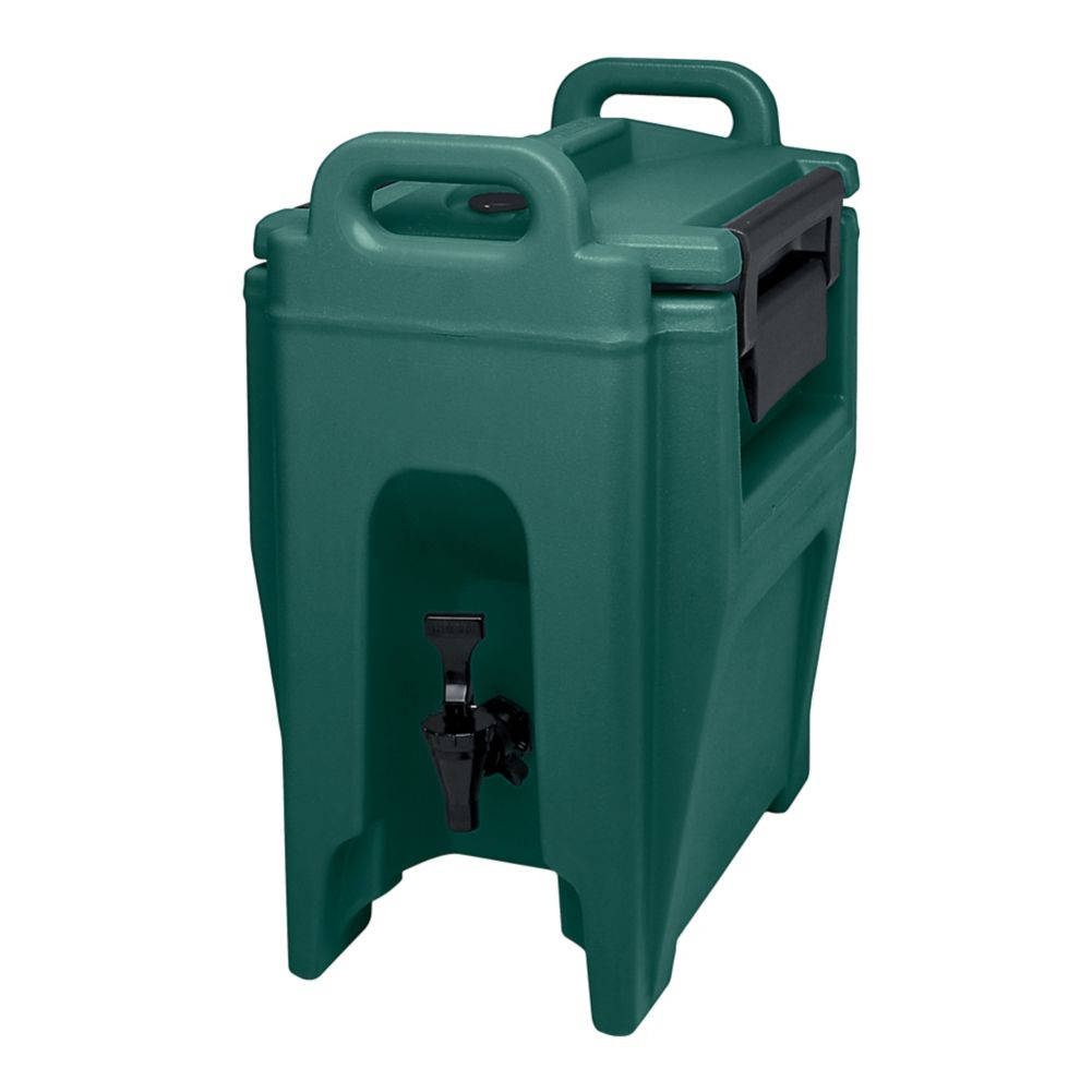 Cambro UC250519 Ultra Camtainer® Green 2.75 Gal Beverage Carrier