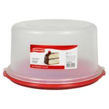 Rubbermaid® 1777191 Serve 'n Save Round Cake Keeper