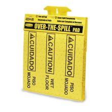 Rubbermaid® FG425400 Over-the-Spill® Tablet - 25 / PK