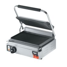 Vollrath 40794 Cayenne Cast Iron Single Panini Style Sandwich Press