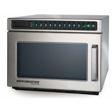 Menumaster Commercial MDC12A2 Heavy Volume 1200 Watt Microwave Oven