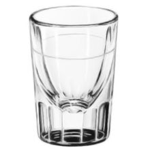 Libbey® 5127/S0710 Lined Fluted 1.5 Ounce Shot Glass - 48 / CS