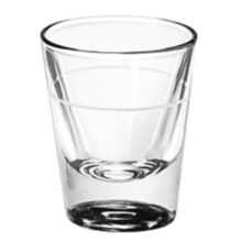 Libbey® 5121/S0711 Lined 1.25 Ounce Whiskey Glass - 72 / CS