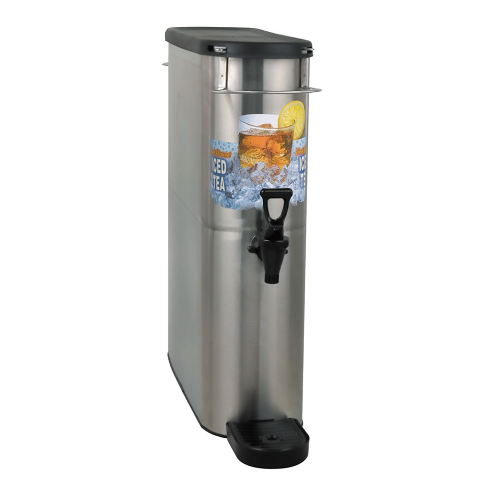BUNN® 39600.0002 Stainless 4-Gallon Iced Tea Dispenser