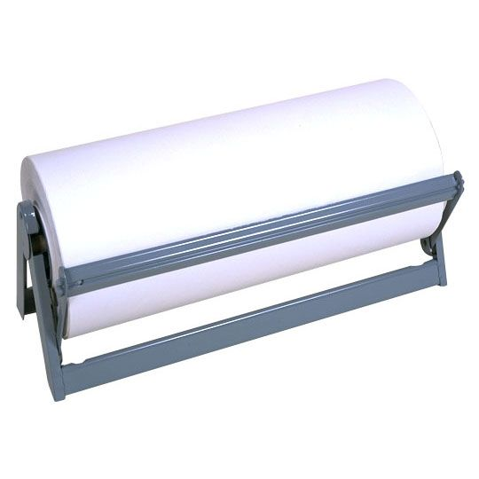 "Bulman Products A501-36 36"" Wall Mount Paper Dispenser / Cutter"