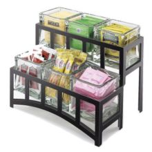 Cal-Mil 1723-13 2-Tier Condiment Stand