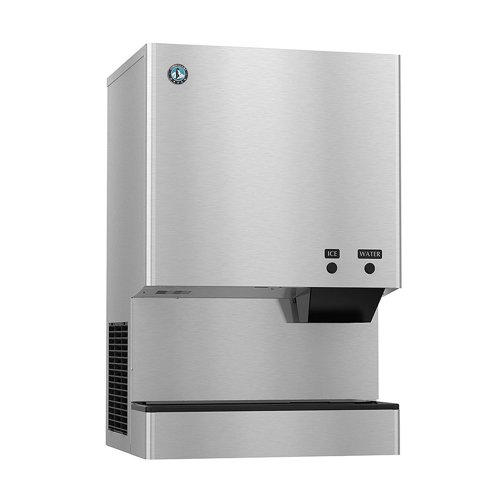 Hoshizaki DCM-500BAH S/S 618 Lb. Cubelet Style Ice Maker and Dispenser
