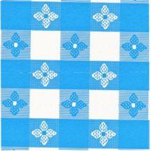 "Marko 5151-002 Classic™ Series 15 YD x 52"" Blue Check Tablecloth"