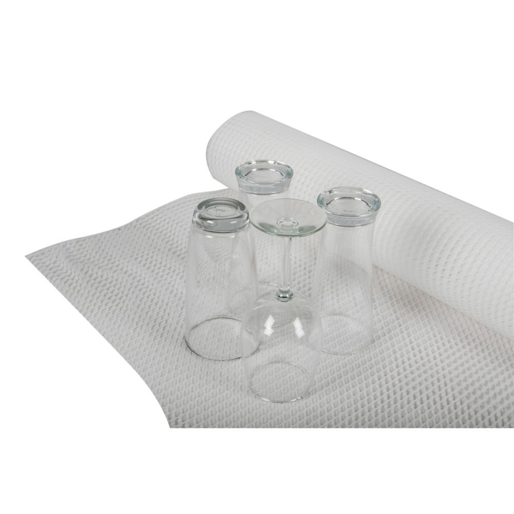 San Jamar® PL0103 Clear 2' x 10' Poly-Liner® - Roll
