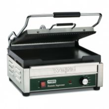 Waring® Commercial WDG250 120V Large Italian Style Panini Grill