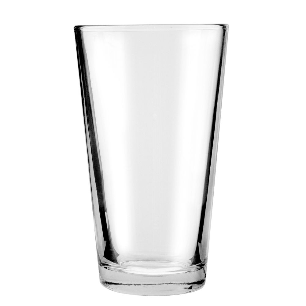 Anchor Hocking® 7176FU Rim Tempered 16 Oz. Mixing Glass - 24 / CS