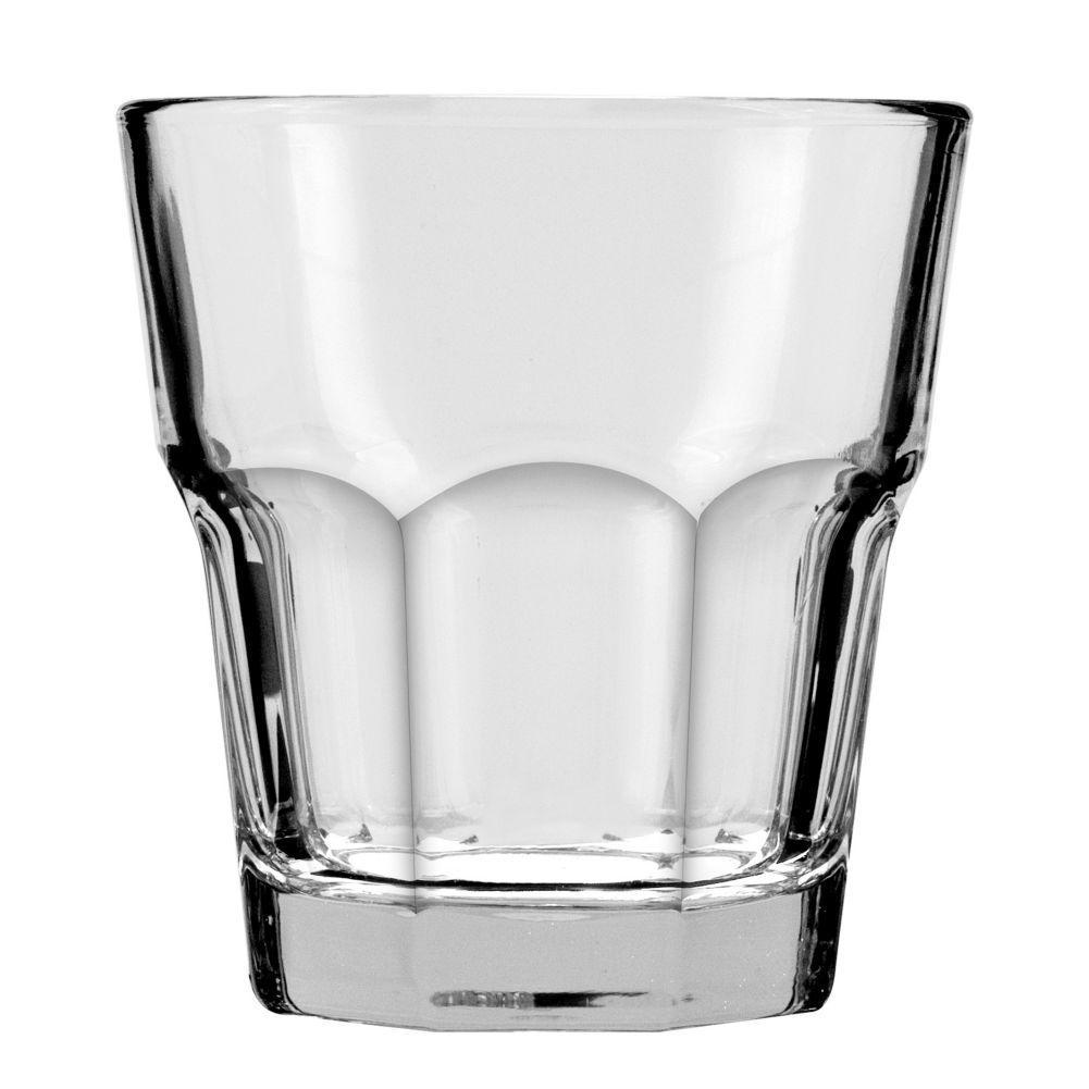 Anchor Hocking® 90007 New Orleans 8 oz Rocks Glass - 36 / CS