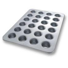 Chicago Metallic 45605 Glazed 24-Cavity Cupcake / Muffin Pan