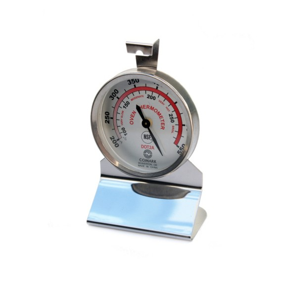 Comark DOT2AK Stainless Steel Oven Thermometer