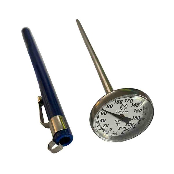 T220A Calibratable 1 Dial Thermometer