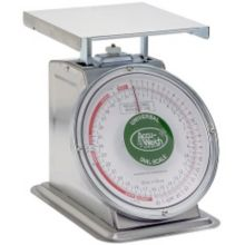 Yamato CW(N)-2/SS Accu-Weigh® 2 Pound Dial Portion Scale