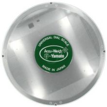 Yamato 980043 Plexiglass Face Cover for CW-2/SS Scale