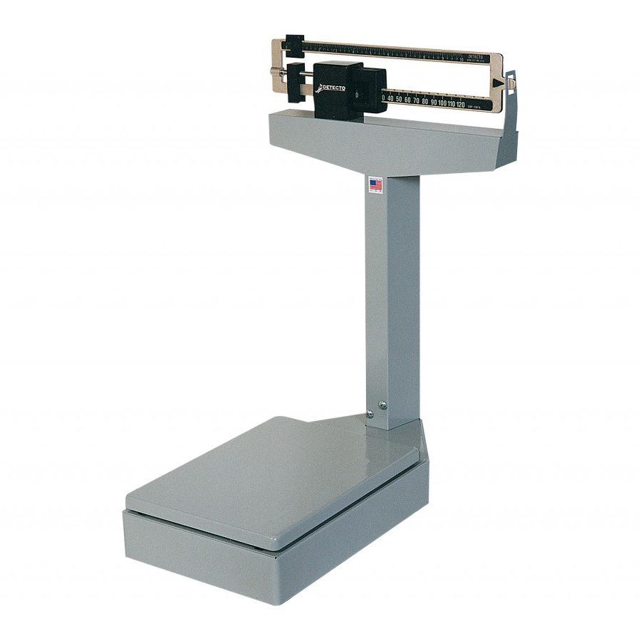 Detecto® 4520 Mechanical Beam 350 Lb. Bench Scale