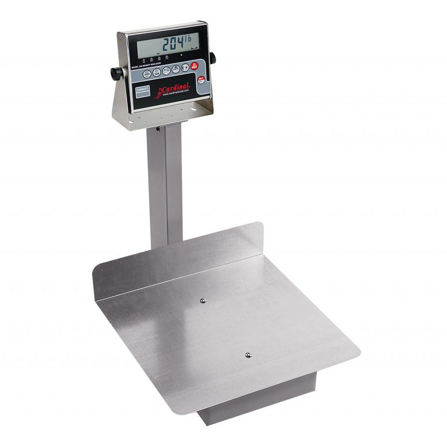 Detecto® 7045G Digital 400 Lb. Bench Scale