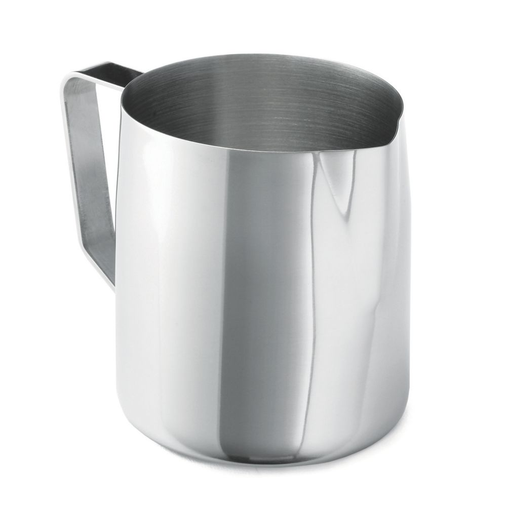 TableCraft 2024 S/S 20-24 Oz. Frothing Cup with Mirror Finish