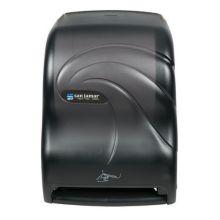 San Jamar T1490TBK Smart System Paper Towel Dispenser with iQ Sensor