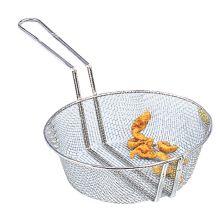 American Metalcraft CBF8 Fine Tinned Steel Mesh 8 Inch Culinary Basket