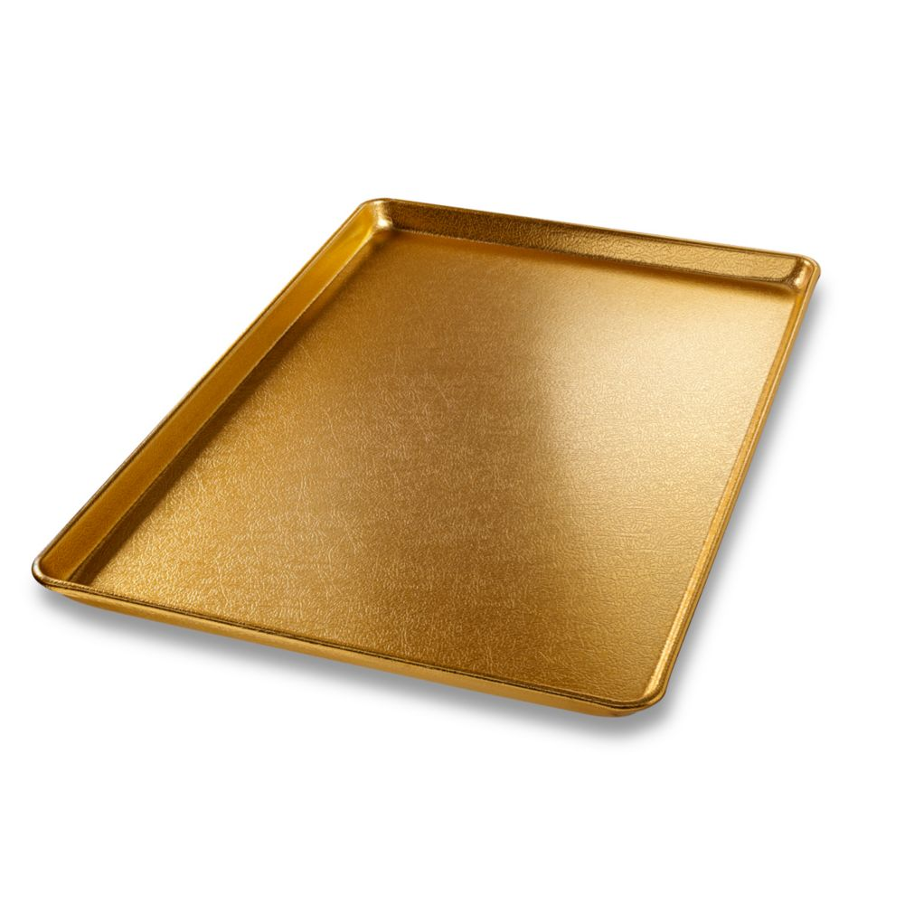 "Chicago Metallic 40910 Gold 17-13/16"" Display Pan"