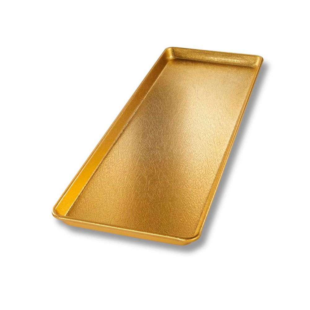"Chicago Metallic 40920 Gold 8-11/16"" Display Pan"