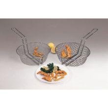 American Metalcraft CBC10 Coarse Tinned Steel Mesh Culinary Basket