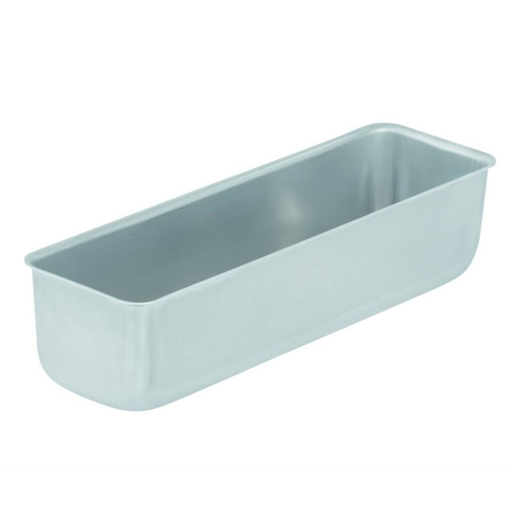 Vollrath 5216 Wear-Ever 5216 Aluminum 1.5 Pound Angel Cake / Loaf Pan