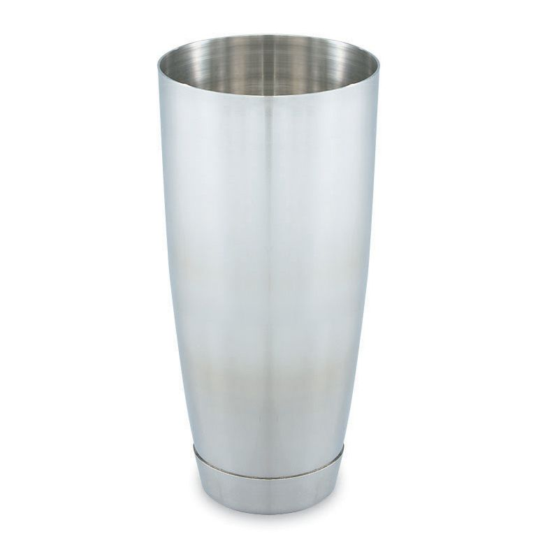 Vollrath® 46793 Mirror Finish Stainless Steel 30 Ounce Bar Shaker