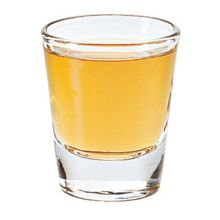 Libbey® 5120 Whiskey Service 1.5 Ounce Lined Glass - 72 / CS