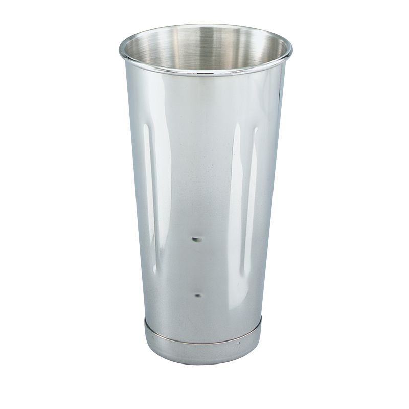 Vollrath® 48070 Mirror Finish Stainless Steel 30 Ounce Malt Cup
