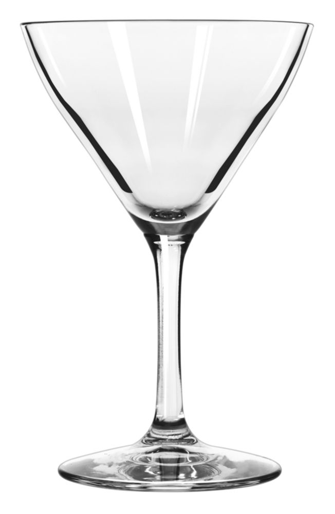 Libbey® 8555SR Bristol Valley 7.75 Ounce Cocktail Glass - 24 / CS