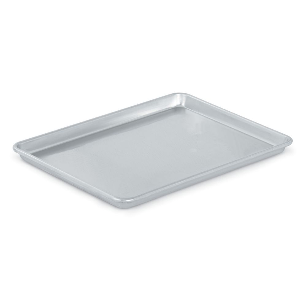 Vollrath 5303 Wear-Ever Half Size Natural Finish Aluminum Sheet Pan