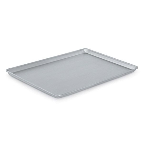 Vollrath N5300 Wear-Ever Full Size Natural Finish Aluminum Sheet Pan