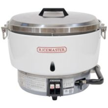 Town Food Service RM-55N-R 55 Cup RiceMaster Natural Gas Rice Cooker
