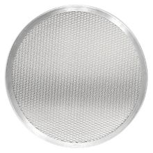 "American Metalcraft 18713 HD Aluminum 13"" Round Pizza Screen"