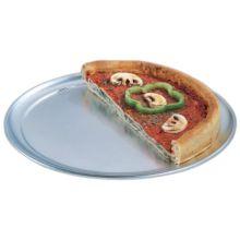 "American Metalcraft TP16 Wide Rim Aluminum 16"" Pizza Pan"