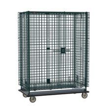 "Metro® SEC55LK3 Heavy-Duty 28-1/16"" x 50-1/2"" Mobile Storage Unit"