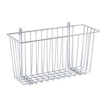Metro® H209C Wire Hanging Storage Basket For Smartwall Systems